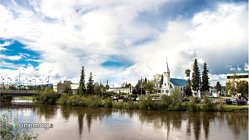 Fairbanks, veduta