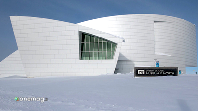 Le città dell'Alaska, Fairbanks museo del nord