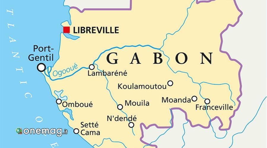 Guida di Port-Gentil, Gabon