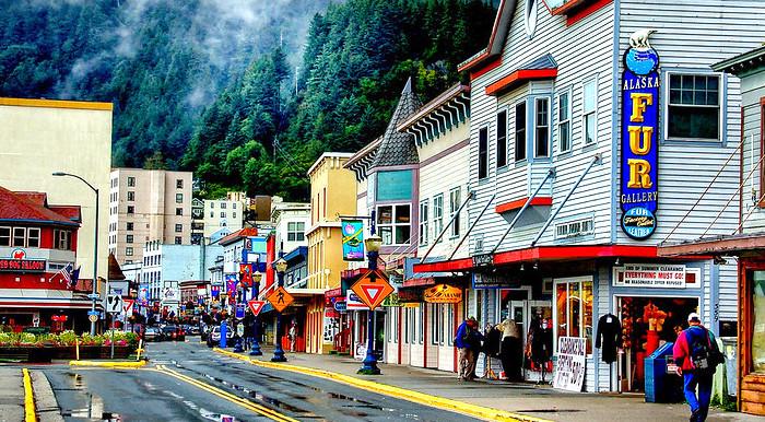 Le città dell'Alaska, Juneau