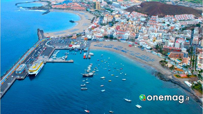 Guida di Tenerife, Los Cristianos
