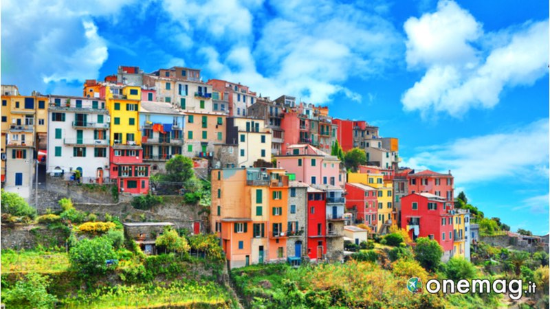 Panorama di Corniglia