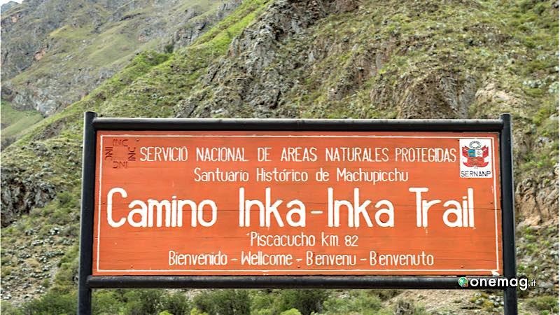Peru, Cammino Inca