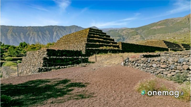 Guida di Tenerife, Piramidi di Guimar