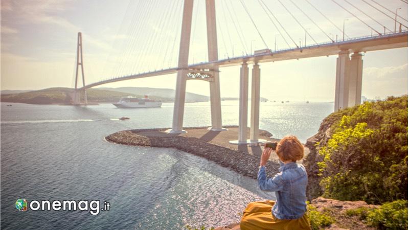 Vladivostok, ponti di Vladivostok