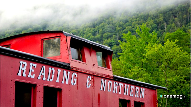 Reading e Northen Railroad