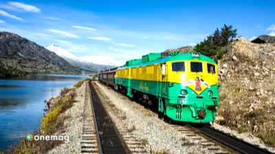 Skagway, White Pass & Yukon Route Railroad