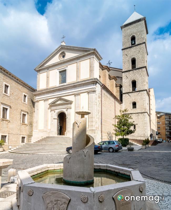 Il Campanile della Cattedrale di San Gerardo, Potenza