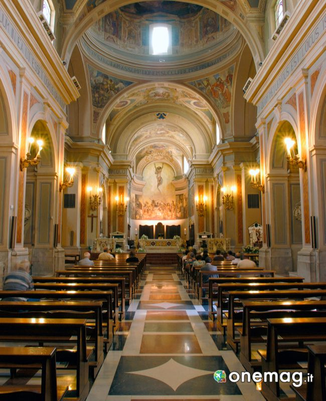 Interno della Cattedrale di San Gerardo, Potenza