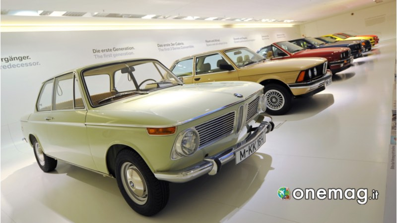 Museo Bmw House of the Series