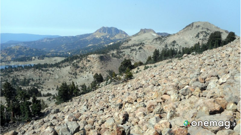 Devastated Area Interpretative Trail, Lassen Park California