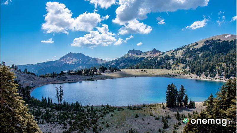 Lake Helen, Lassen Park, California