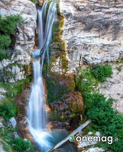 Mill Creek Falls, Lassen Volcan Park, California