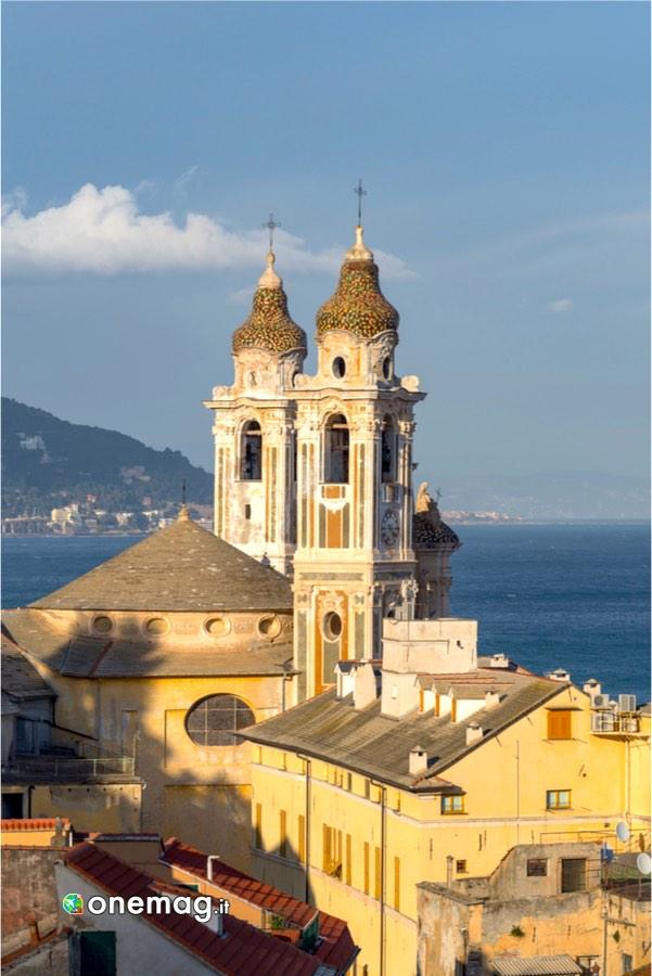 Laigueglia, chiesa San Matteo