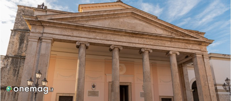 Isernia: Cattedrale di San Pietro Apostolo