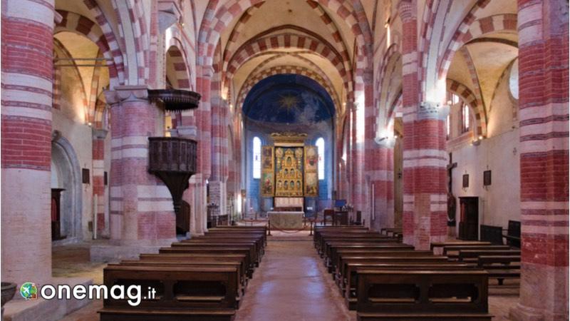 Abbazia di Staffarda, la chiesa di Santa Maria