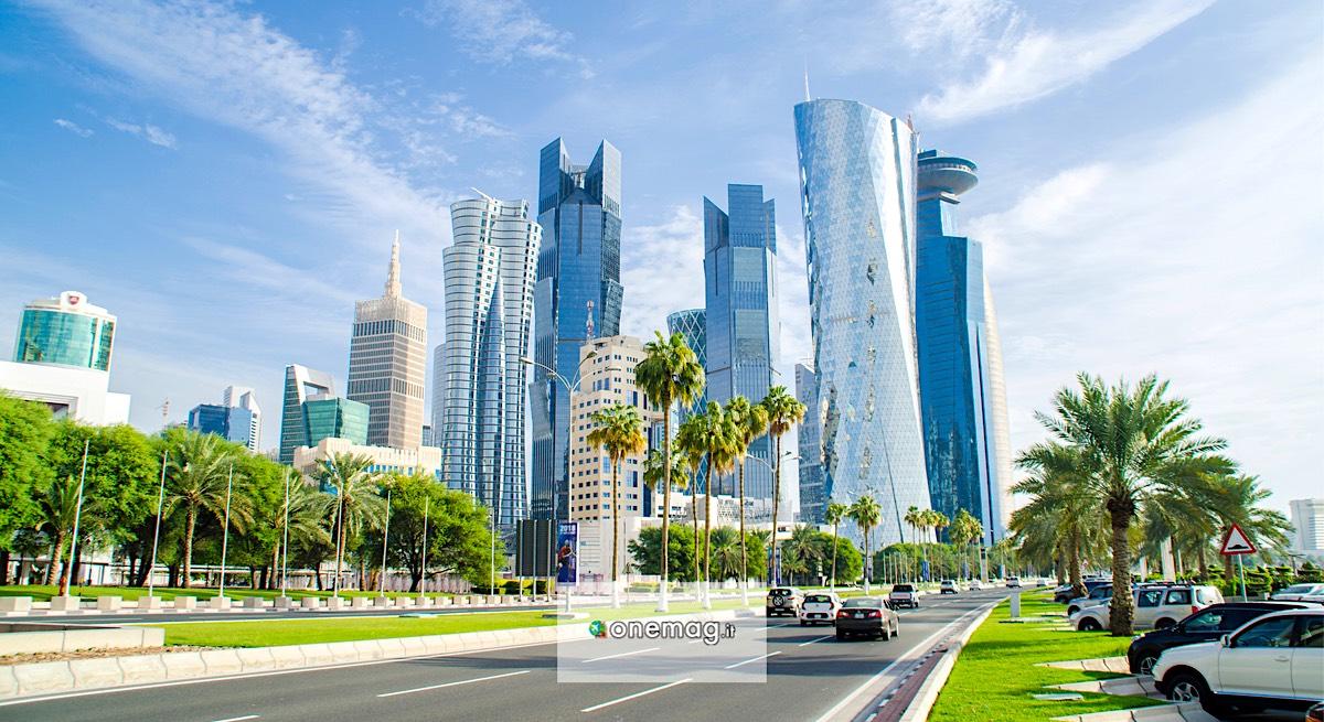 Guida di Doha, la capitale del Qatar
