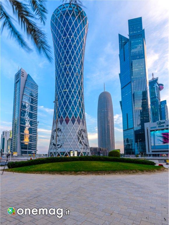 cosa vedere a Doha, visuale sullo Skyline