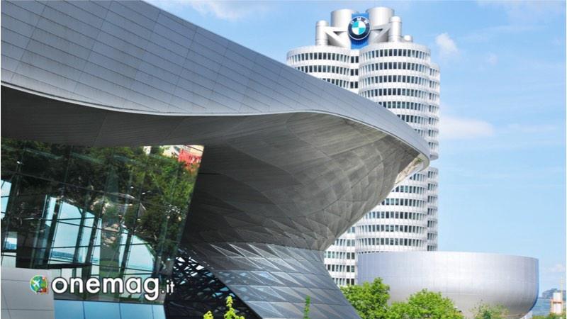 Esposizione del Museo BMW