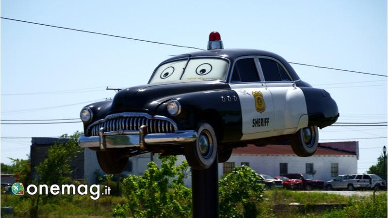 Galena Route 66, sceriffo