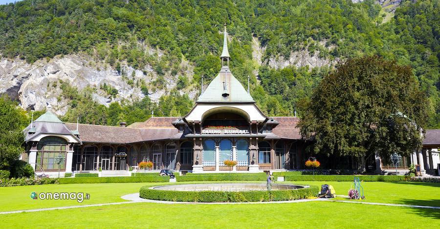 Cosa vedere a Interlaken, Kursaal Center