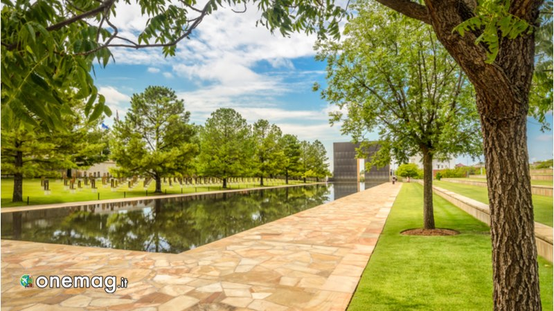 Monumento Nazionale Oklahoma City