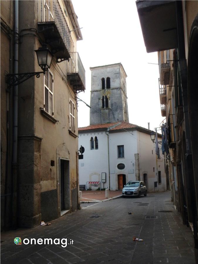 Visitare Isernia: Museo Archeologico di Santa Maria delle Moniche