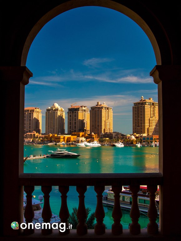 The Pearl of the Qatar, Doha