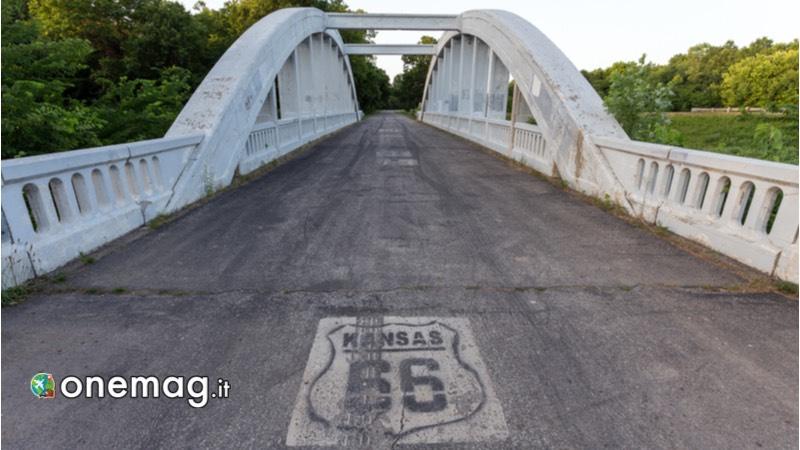 I ponti della Route 66 in Kansas