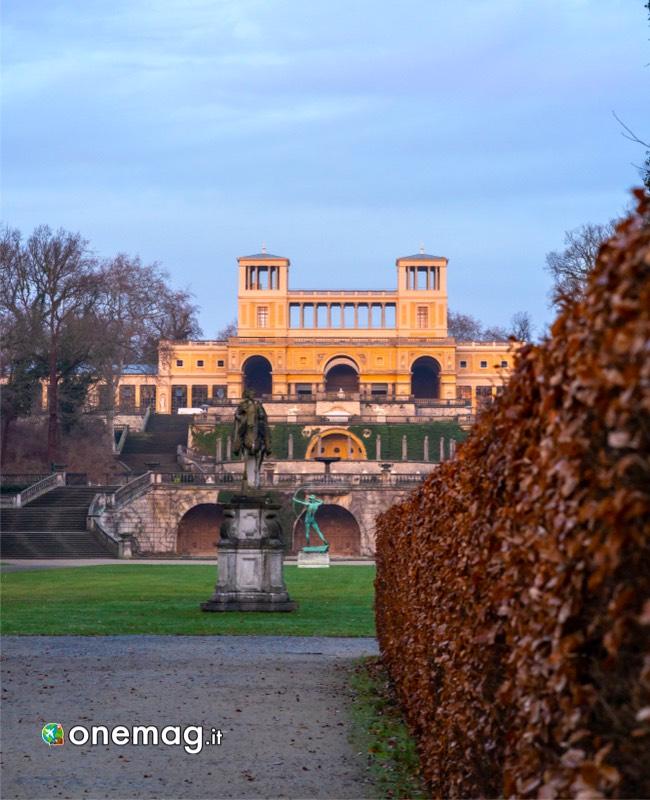 Parco di Sanssouci, Postdam, Germania