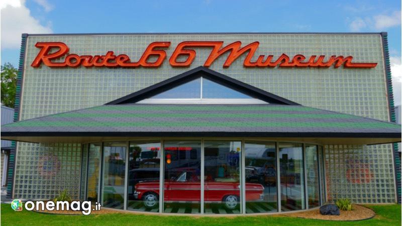 Route 66 Museum Oklahoma