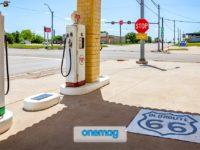Route 66, viaggio da Oklahoma City ad Amarillo