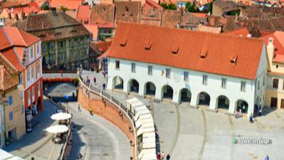 Cosa vedere a Sibiu, Museo Etnografico Sassone