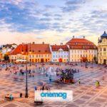 Sibiu, la citta romantica della Transilvania