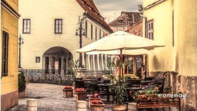 Cosa vedere a Sibiu, Piazza Huet
