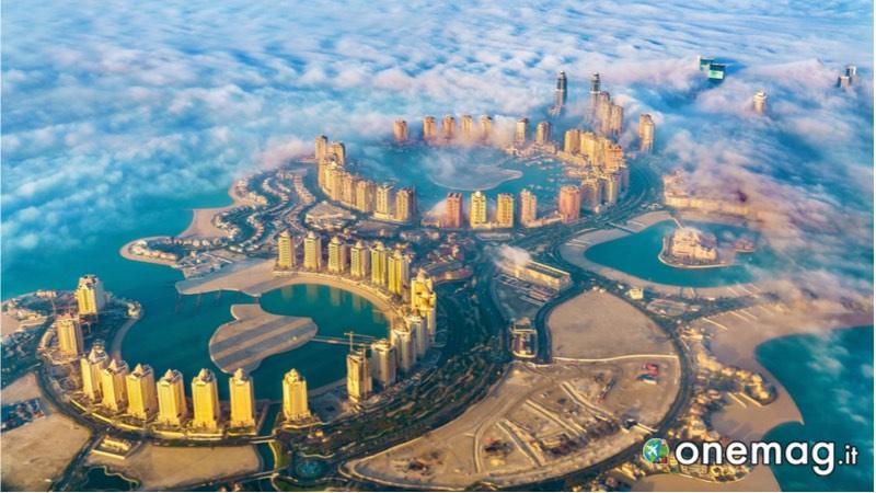Doha cosa vedere, The Pearl of Qatar