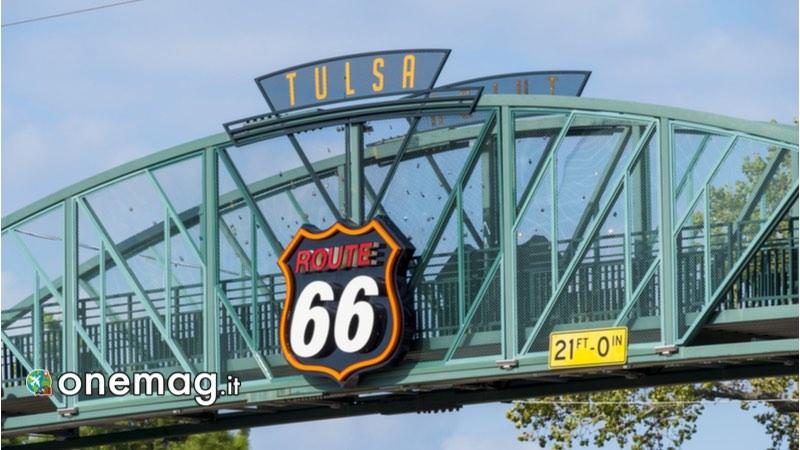 Tulsa, Route 66