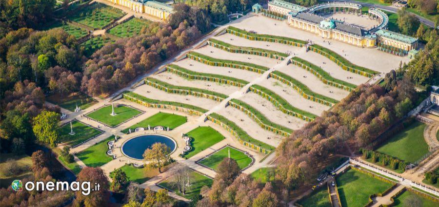 Vigneto a Terrazze, Parco di Sanssouci