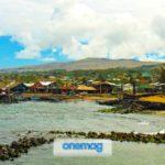 Hanga Roa, la capitale dell'Isola di Pasqua