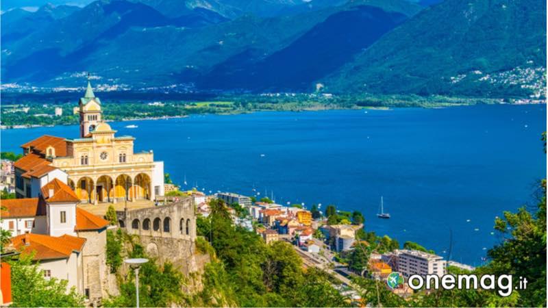 Cosa vedere sul lago Maggiore, Santuario della Madonna del Sasso