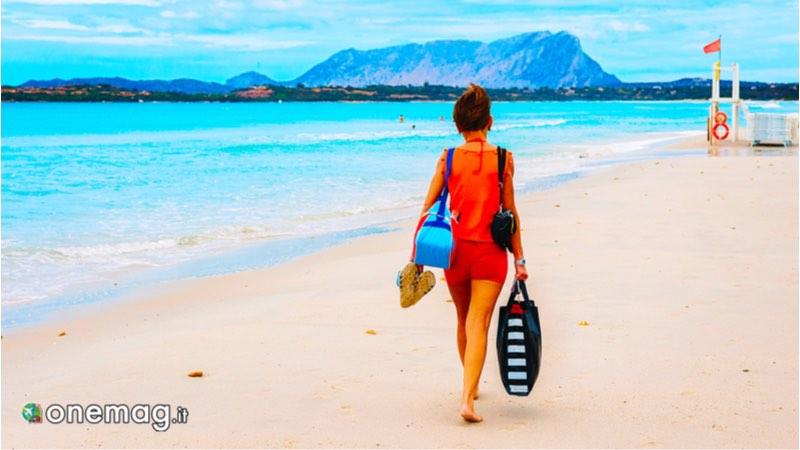 Le migliori spiagge della Sardegna, Spiaggia La Rena Bianca