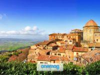 Volterra, il fascino delle colline toscane