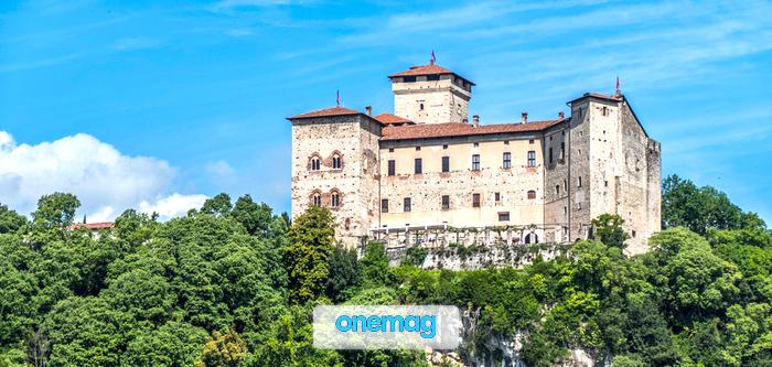 Cosa vedere sul Lago Maggiore, la Rocca di Angera