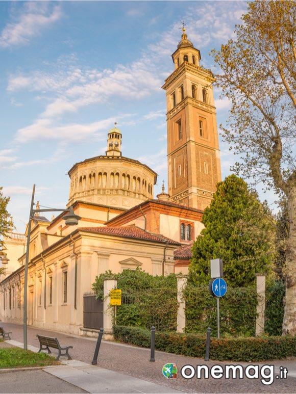 Campanile del Santuario di Saronno, guida turistica