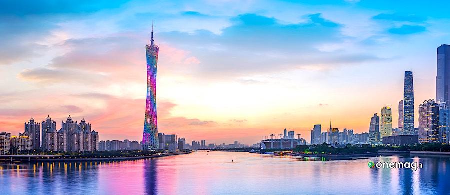 Cosa vedere a Canton, Cina