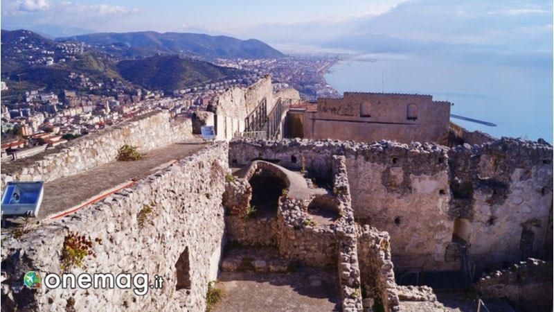 Attrazioni di Salerno - Castello Arechi