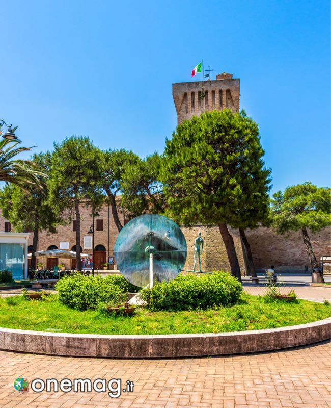Castello Svevo, Porto Recanati