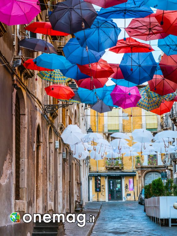 Vicolo storico di Catania