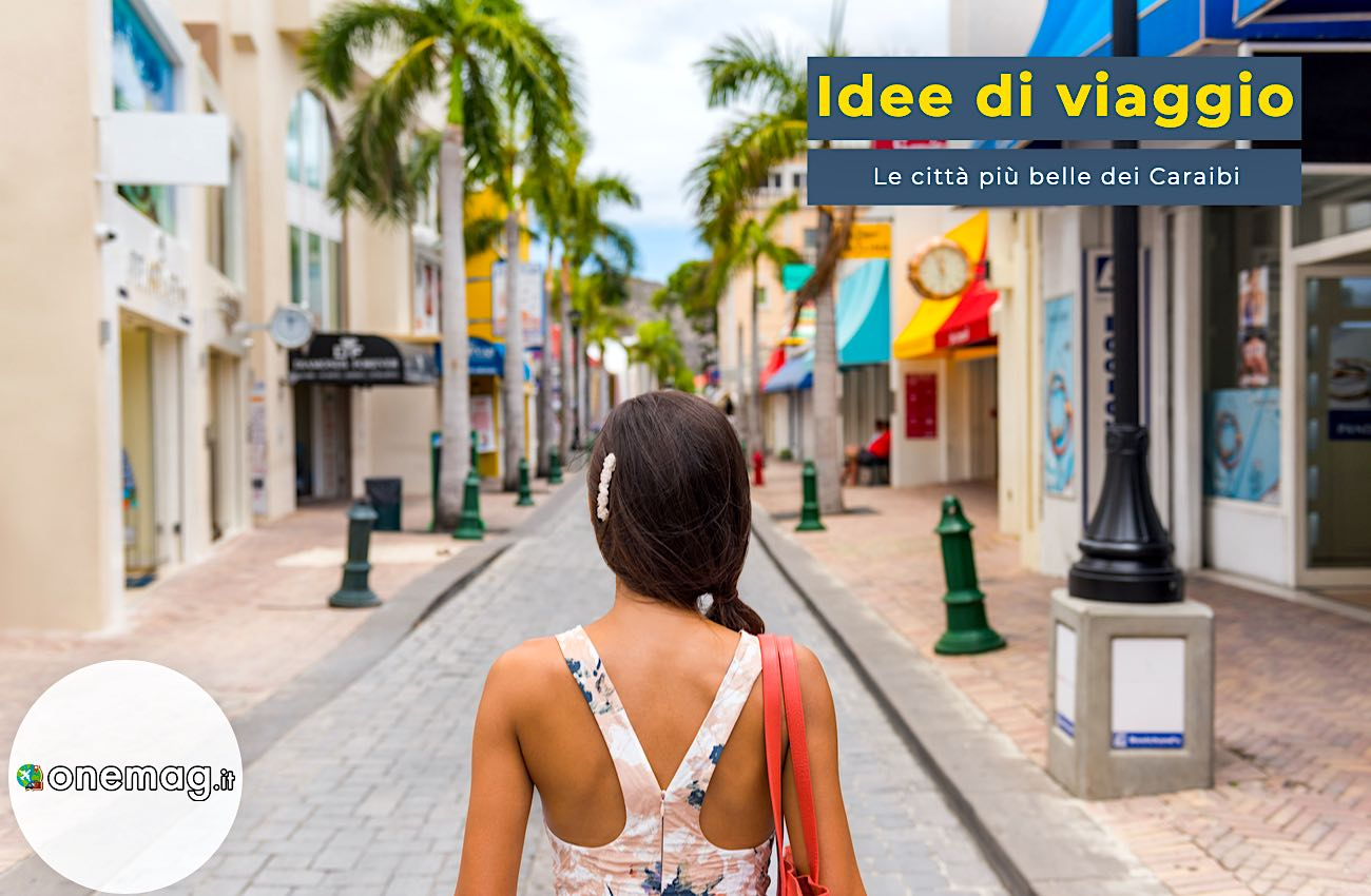 Le città più belle dei Caraibi