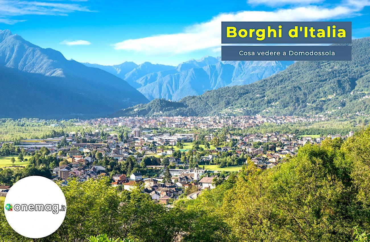 Cosa vedere a Domodossola, il borgo medievale della Val d'Ossola